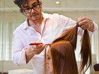 Aprenda a fazer uma trança rock n' roll com o hair stylist Julio Crepaldi