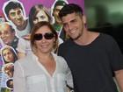 Heloísa Perissé lança filme ao lado de amigos famosos