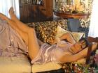 Aos 65 anos, cantora Eliana Pittman ressurge em ensaio sensual