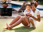 'Quero para meu filho a infância que não tive', diz Suyane Moreira a revista
