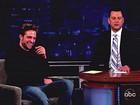 Robert Pattinson diz em programa de TV que é um 'sem-teto'