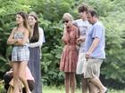 Família Kennedy seria contra romance de Taylor Swift e Conor