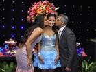 Daniella, filha de Romário, completa 15 anos com festão no Rio