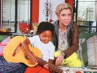 'Por um filho, a gente faz tudo. Até se cura', diz Astrid Fontenelle a revista