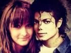 Filha de Michael posta foto com o pai no dia em que cantor faria 54 anos