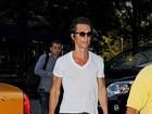 Matthew McConaughey impressiona ao aparecer ainda mais magro em set