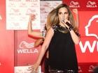 Show de Wanessa encerra com chave de ouro o Hair Fashion Show 2012