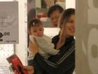 Veja o rostinho de Sofia, filha de Grazi Massafera e Cauã Reymond