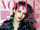 Kristen Stewart aparece em sua primeira capa de revista após traição