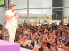 Victor Pecoraro causa alvoroço em Belém