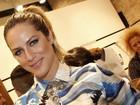 Giovanna Ewbank vai fazer dieta para viver uma stripper: 'Vou fechar a boca'