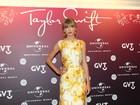 Taylor Swift sobre fãs brasileiros: 'Apaixonados e escandalosos'