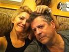 Antônia Fontenelle lamenta morte de Marcos Paulo: 'Que Deus me dê força'
