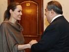 Angelina Jolie viaja ao Iraque para trabalho como embaixadora