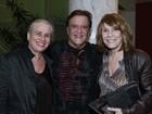 Renata Sorrah e Vera Holtz prestigiam Luís Melo no teatro