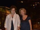 Claudia Jimenez e mais famosos vão ao aniversário de Carolina Dieckmann