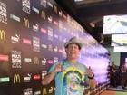 Veja os famosos que passaram pelo Prêmio Multishow, no Rio