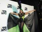 Gaby Amarantos concorre ao Grammy Latino de 2012