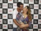 'Ele me fez acreditar mais em mim', diz Preta Gil sobre o marido