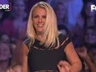 Britney Spears quebra protocolo e faz dancinha em audição do 'The X Factor'