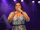 Gusttavo Lima e Preta Gil cantam para famosos em São Paulo