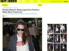 Kristen Stewart aparece pela primeira vez após suposta reconciliação