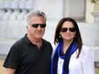 Dustin Hoffman vai com a mulher a festival de cinema na Espanha