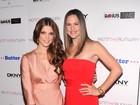 Ashley Greene e Jennifer Garner vão a première de filme nos EUA