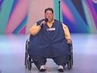 Candidato obeso impressiona jurados do 'The X Factor'. Vídeo!