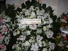 Famosos mandam  flores para Hebe Camargo