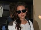 'Não tenho do que me envergonhar', diz Kristen Stewart sobre affair