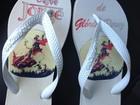 Glória Perez ganha sandália personalizada de 'Salve Jorge'
