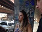 Viviane Araújo é assaltada ao chegar de carro ao Festival do Rio
