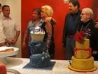 Tom Cavalcante posta vídeo com  Hebe discursando em seu aniversário