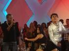 Sob o olhar de MC Dolores, Xuxa se acaba de dançar em especial de funk