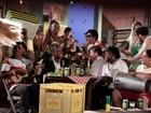 'Casseta' grava nova temporada com participação de Thiaguinho