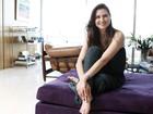 'Estou me coçando para voltar a trabalhar', reconhece Lavínia Vlasak