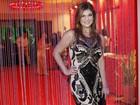 Famosos vão à festa de lançamento da novela 'Salve Jorge' no Rio