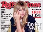 'O amor não tem regras', diz Taylor Swift para revista