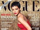 Rihanna sobre Chris Brown a revista: 'O mundo não perdoa'