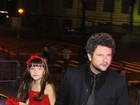 Noite de gala: Famosos vão ao Grande Prêmio do Cinema Brasileiro