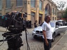 Ronny Kriwat registra os bastidores da última semana de 'Avenida Brasil'