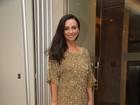 'Já moramos juntos desde o primeiro dia', diz Suzana Pires sobre namorado