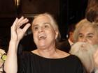 Vera Holtz faz discurso confuso após festa de 'Avenida Brasil'