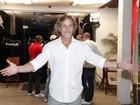 Marcello Novaes perde 2,5kg durante gravação de sequência final da novela