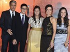 Filhos de Fátima Bernardes e William Bonner comemoram 15 anos