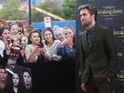 Robert Pattinson causa frisson entre as mulheres em première em Sidney