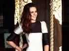 Radiante, Kristen Stewart  começa a divulgar 'Amanhecer 2' no Japão