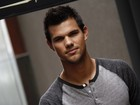 Taylor Lautner sobre fs brasileiras: &#39;Elas so atiradas, mas adorei&#39;