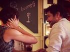 Murilo Benício e Debora Falabella não se encontraram em NY, diz mãe do ator